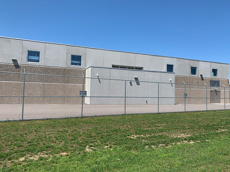 Delta County Jail and Sheriff's Office
