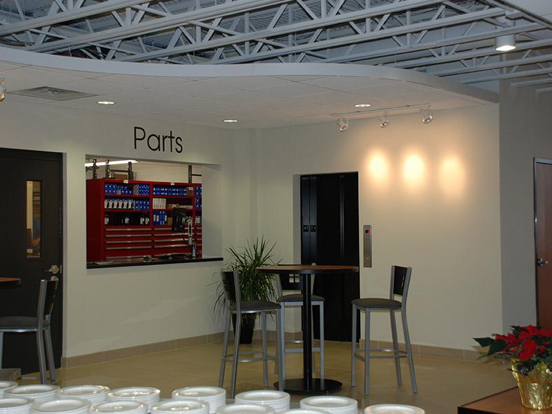 Zeigler Auto Group Parts Department