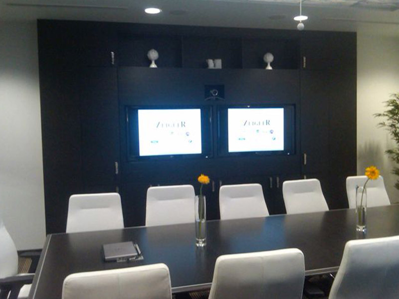 Zeigler Auto Group conference room